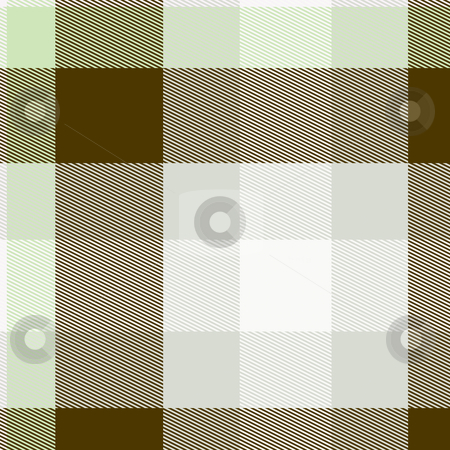Tartan plaid stock photo, Tartan Scottish plaid material pattern texture design by Kheng Guan Toh