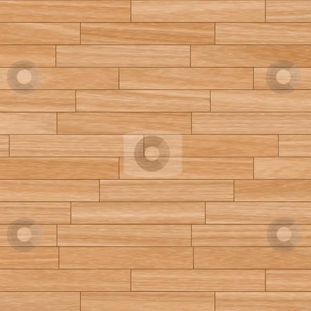 Wooden parquet light background stock photo, Wooden parquet flooring surface pattern texture seamless background by Kheng Guan Toh
