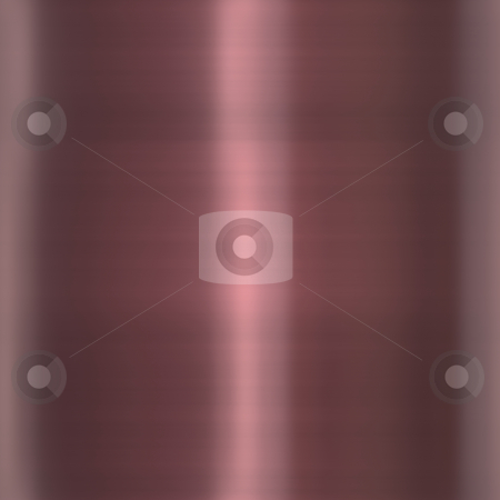 Smooth brushed metal stock photo, Brushed smooth glossy metal surface texture background illustration by Kheng Guan Toh