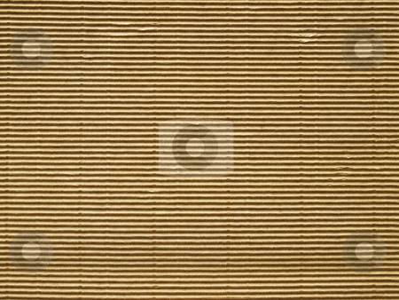 Carton surface stock photo, Carton surface usable for backgrounds and textures by Sinisa Botas