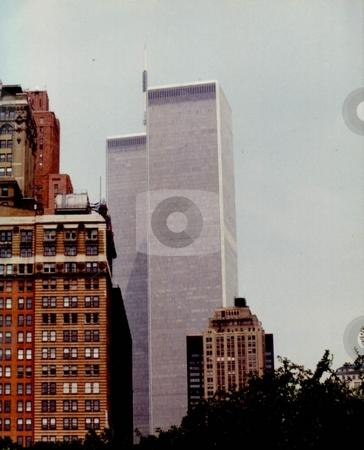World Trade Center stock photo, The