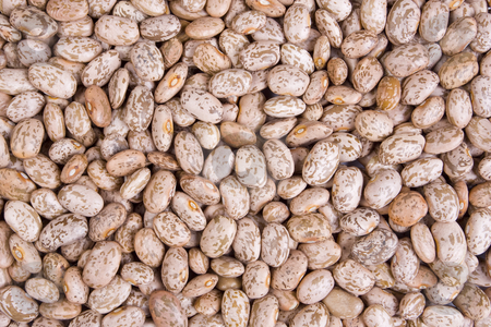 Pinto Beans stock photo, A texture of many pinto beans by Steve Smith