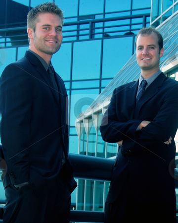 Businessmen stock photo,  by Timothy OLeary