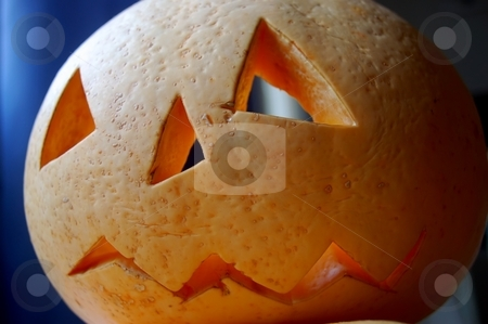 Pumpkin stock photo, Holloween Pumpkin by Lars Kastilan