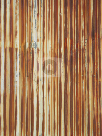 Rusty metal stock photo, Rusty metal by Mbudley Mbudley