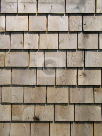 Wood wall background stock photo, Wood wall background by Mbudley Mbudley