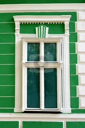 Window stock photo, Old window by Mark Yuill