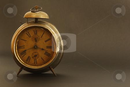 Old clock stock photo, Old broken clock by Mark Yuill
