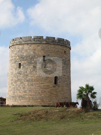 Old tower stock photo, Old tower by Mbudley Mbudley