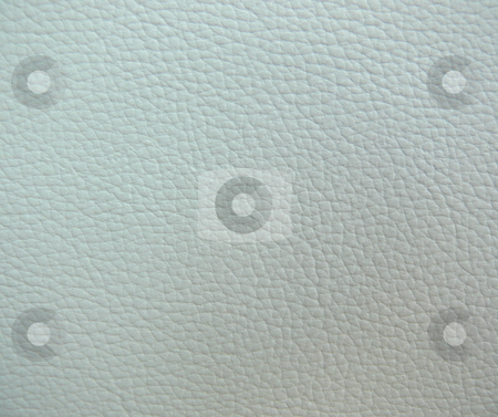 White Leather Texture stock photo, White Leather Texture by Martin Darley