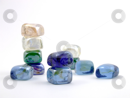 Stone stock photo, Color stones by Paulo Resende