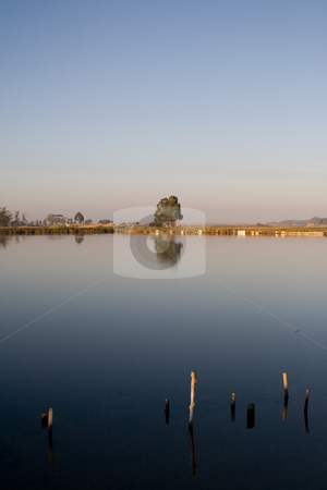 Salt factory stock photo, Salt factory in Aveiro - Portugal by Paulo Resende