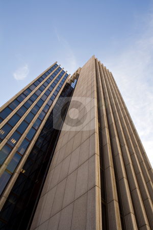 Business Towers stock photo, Business Towers in down town Madrid by Paulo Resende