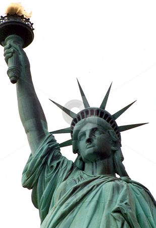 Statue of Liberity stock photo,  by Linda Johnson
