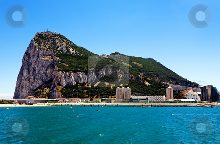 Gibraltar - the most south point of Europe  stock photo, Gibraltar - the most south point of Europe, Spain by Vitaly Sokolovskiy