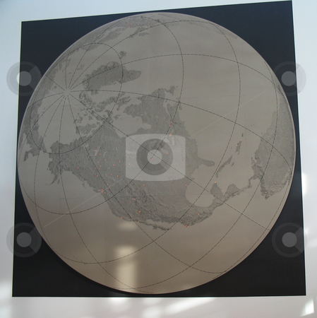World map stock photo, World map by Mbudley Mbudley
