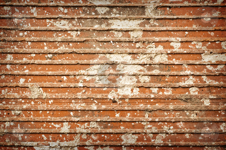 Old dammaged wall. stock photo, Close up shot of an old dammaged wall. by Pablo Caridad