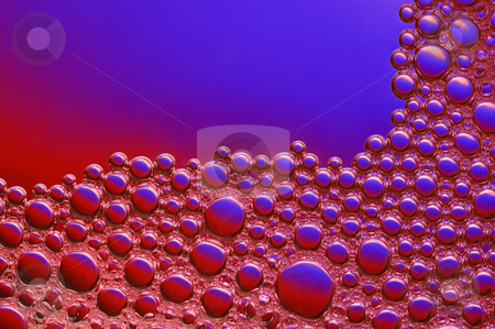 Psychedelic bubbles. stock photo, Psychedelic bubbles. by Pablo Caridad