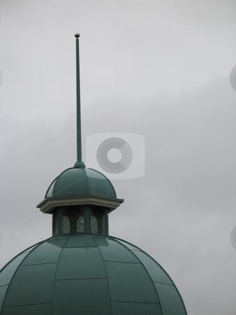 Church steeple stock photo, Church steeple by Mbudley Mbudley