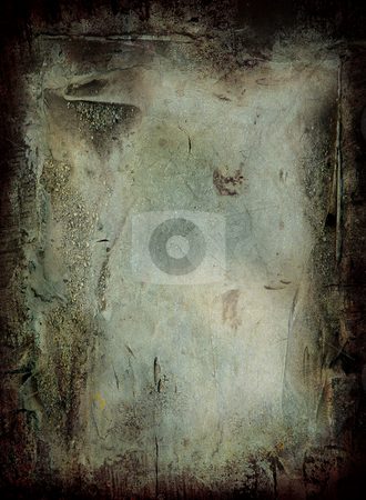 Gothic grunge stock photo, Grunge background with room to add your own copy by Michael Travers