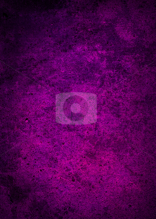 Grunge effect purple stock photo, Purple grunge effect background ideal as a backdrop by Michael Travers