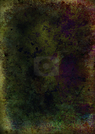 Mottled old background stock photo, Abstract mottled background ideal to place text over by Michael Travers