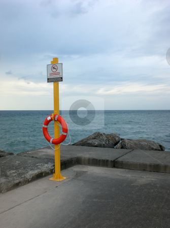 Life preserver stock photo,  by J.G. Byers