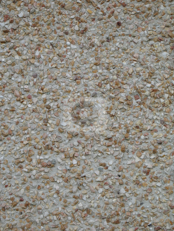 Small beige rock background stock photo, Small beige rock background by Mbudley Mbudley
