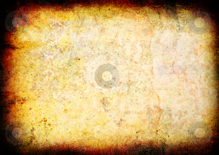 Gothic grunge warm stock photo, Grunge background with room to add your own copy by Michael Travers