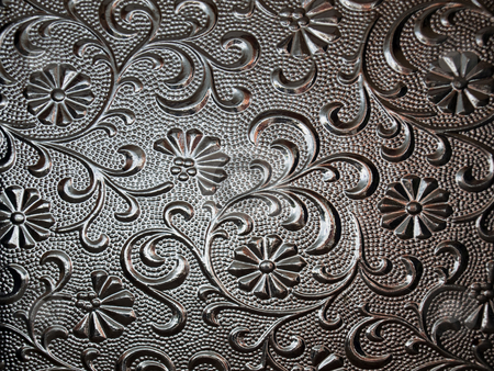 Ornaments stock photo, Ornamental pattern usable for wallpapers and backgrounds. by Sinisa Botas