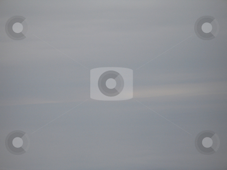 Foggy sky stock photo,  by Mbudley Mbudley