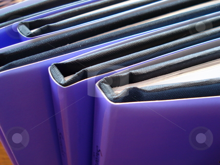 Stack of Books stock photo, A group of hardback books. by Ben O'Neal