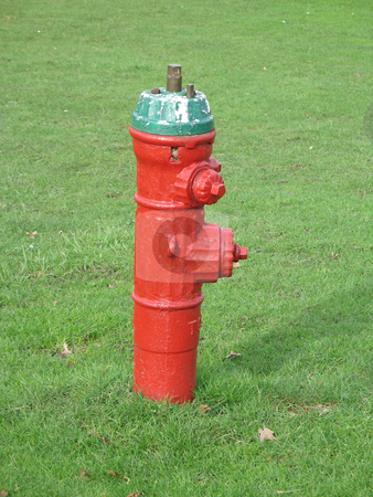 Fire hydrant stock photo,  by Mbudley Mbudley