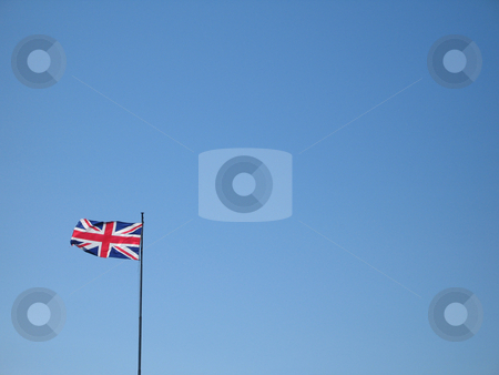 British flag stock photo,  by Mbudley Mbudley