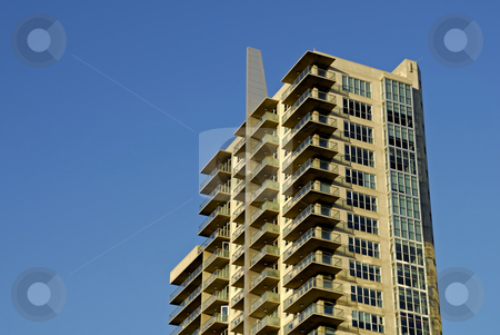 High Rise Residential Building stock photo, High Rise Residential Building by Craig Steven Thrasher