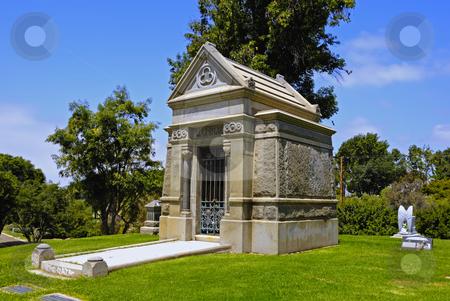 Mausoleum stock photo, Mausoleum by Craig Steven Thrasher