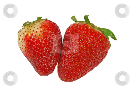 Strawberrys stock photo, Strawberrys by Lothar Hinz
