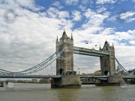 London, Tower Bridge, United Kingdom stock photo, London, Tower Bridge, United Kingdom by Lothar Hinz