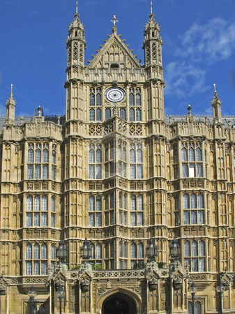 London, Houses of Parliament, UK stock photo, London, Houses of Parliament, UK by Lothar Hinz