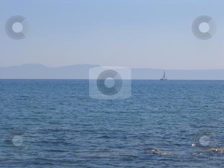 Neapoli stock photo, In the most beautiful part of Peloponnese with the great view of Elafonisos! The place is between the small town Neapoli and the tiny village LAXI. by Christos Christodoulou