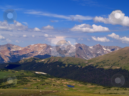 Never Summer Mountains