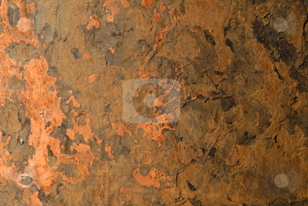 Rusted fishing boat stock photo, Detail from rusty ship. by Ashley Diamond