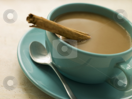 Cafe Con Leche stock photo,  by Monkey Business Images