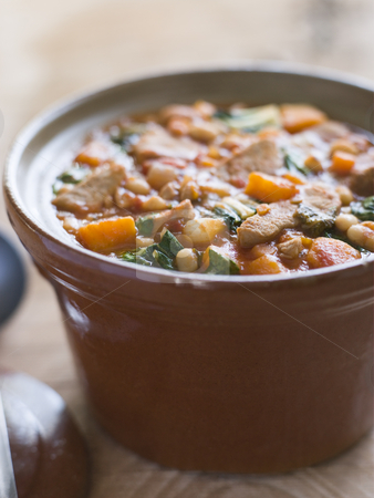 Gypsy Stew stock photo,  by Monkey Business Images