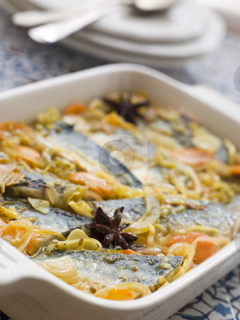 Escabeche of Sardines stock photo,  by Monkey Business Images