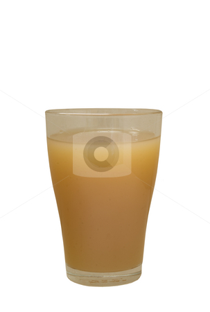 Healthy Juice stock photo, A nice glass of fresh orange juice by Dunja Bond
