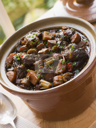 Oxtail Stew stock photo,  by Monkey Business Images