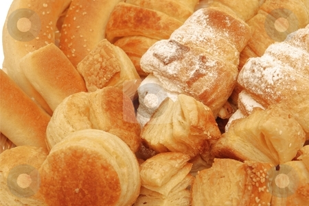 Bread and pastry stock photo, Bread by Milsi Art