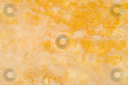 Yellow wall stock photo, Old wall yellow by Sinephot