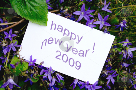 New year stock photo, Happy new year by Sinephot